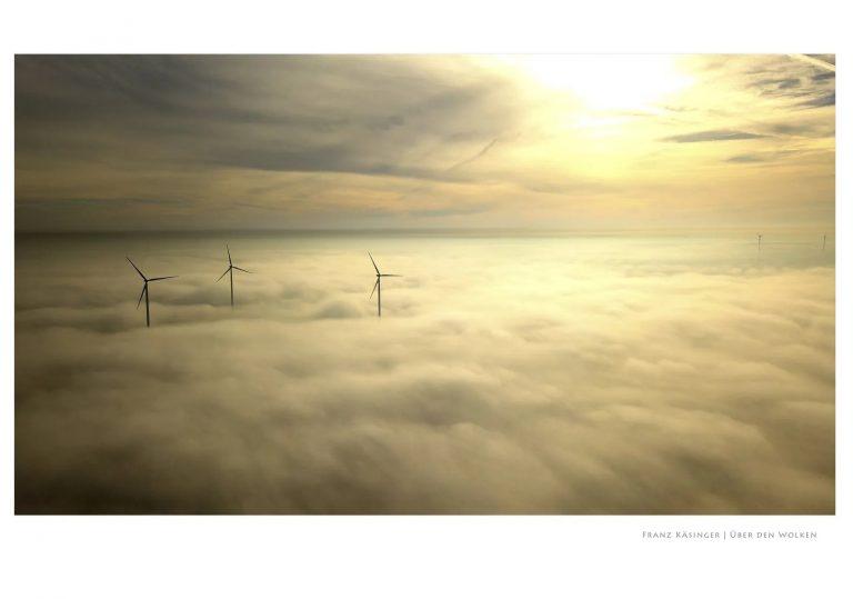 3. Platz - Franz Käsinger | Über den Wolken